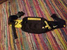 Vintage Nike Acg Twinfalls Black Yellow Fanny Pack Waist Bag Lil Uzi Side Bag