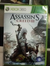 Assasins Creed 3 Xbox 360 - Previously Owned