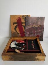 God Of War 3 III Kit Presse Press Sony PlayStation Collector Rare