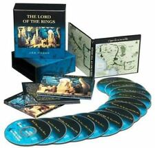 The Lord of the Rings (BBC Dramatization) Audio Books CD Series Box Set Trilogy