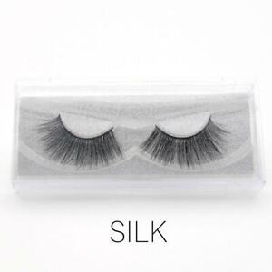 Glam Mink Lashes Silk