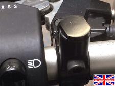 Pair of SP Engineering Mirror Blanking Plugs - Yamaha XJR1300 - 2015