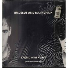 The Jesus And Mary Chain Lp Barbed Wire Kisses (B-Sides And More) Sigillato