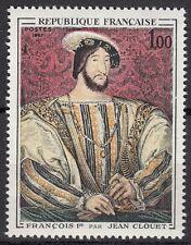 FRANCE TIMBRE NEUF N° 1518  ** PORTRAIT DE FRANCOIS 1° PAR JEAN CLOUET