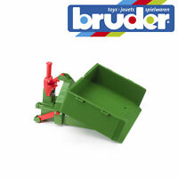 Bruder Tractor Accessory Movable Load Case Kids Farm Toy Model Scale 1:16