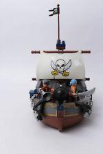 LEGO DUPLO großes Piratenschiff mit viel Zubehör Segel leuchtetn Pirate's