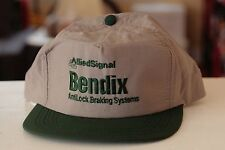 Rare Vtg Allied Signal Bendix Antilock Break Systems Mesh Trucker Snapback Hat