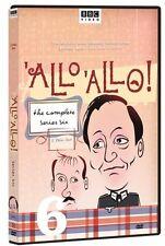 Allo 'Allo! The Complete Series Six 6 DVD 2-Disc Set NEW!!