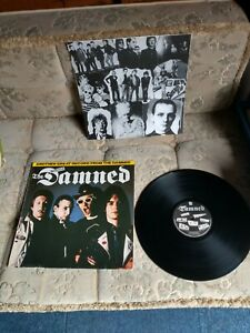 The Damned, LP Record, Punk,