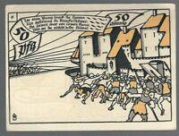 Notgeld - Herne - Stadt Herne - 50 Pfennig  - 1921 - Bild 6
