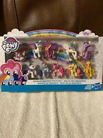 My Little Pony Rainbow Equestria Favorites Collection - 10 My Little Ponies