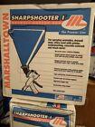 Marshalltown Sharpshooter 1 - Drywall Texture Hopper Gun 693 w/Ceiling Adapter