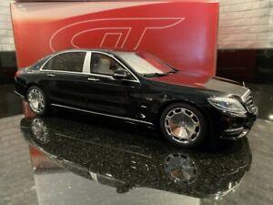Mercedes Maybach S600 GT -Spirit 1/18 Trade Sample - échantillon commercial