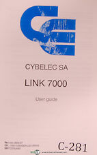 Cybelec SA Link 7000, Users Guide, Tool Transfer, Link Installation Manual 1993