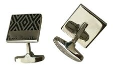Paul Smith Chevron Metal Cufflinks