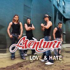 NEUF RARE Aventura-Love & Hate CD ALBUM ( romeo santos ) 2003