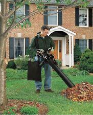 Mulcher Chipper Shredder Grinder Vacuum Leaf Blower Lawn Maintenance All-In-One