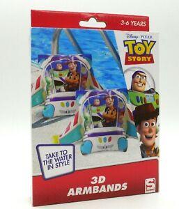 Schwimmflügel Schwimmhilfen Kinder/Baby Toy Story Pixar 2Flügel 3-6Jahre OVP