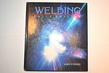 Hardcover Textbook WELDING Manual Book  3rd Ed by PENDER 1986  341pages #RB34