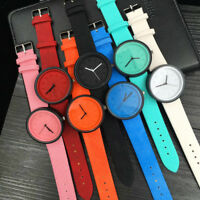 Women's Fashion Stainless Steel Watches Retro Quartz Analog Canvas Wrist Watch
