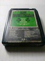 8 Track Tape, Slim Whitman, The Very Best Of                       A