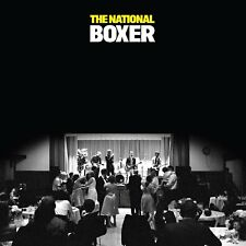 The National - Boxer (1LP Yellow Vinyl) 2011 Beggars Banquet