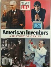Time Life American Inventors A History of Genius Steve Jobs FREE SHIPPING sb