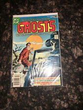 Ghosts #61  DC Bronze Age Horror 1978!!!