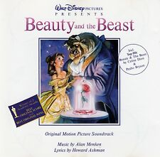 BEAUTY AND THE BEAST - ORIGINAL MOTION PICTURE SOUNDTRACK / MUSIC: ALAN MENKEN