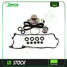 01-05 Honda Civic VTEC 1.7L D17A Timing Belt Kit Water Pump Valve Cover Gasket