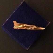 1961 Miss Spokane U-25 Lilac Lady Hydroplane Boat Metal Tack Button
