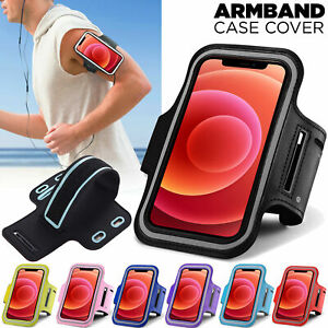 Running Sports Armband Phone Case for iPhone 11 12 Pro XR XS MAX 7 8 6 Plus SE