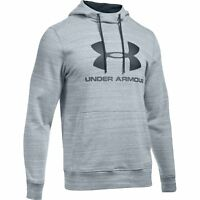 Men's Under Armour Sportstyle Fleece Graphic Hoodie Royal/Midnight Navy