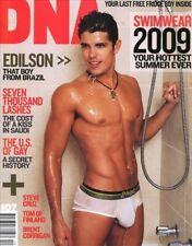 DNA Magazine #107 gay men SKYE BOYLAND EDILSON NASCIMENTO