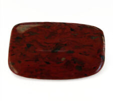 Grade A Brecciated Red Jasper Tumbled Polished Natural Stone
