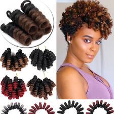 "Kinky Bounce Crochet Jumpy Wand Curly Wand Braids Hair Jamaican Bounce Twist 2"""