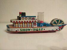Post- war japanese tin toy. 1960s. Original condition