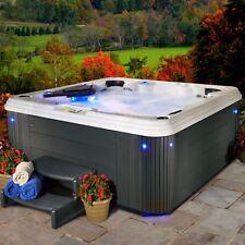 4 5 spas hot tubs ebay strong spas spa factory refurbished hot tub sylvana 72 jets sciox Image collections