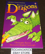 STORIES OF DRAGONS -48 PAGE READING BOOK (BRAND NEW)
