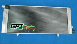 Alu radiator for peugeot 205 309 gti cti turbo 16s s16 rs swap claw 84-97 mt