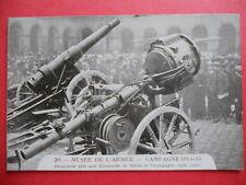 PROJECTEUR pris aux Allemands en Artois et Champagne  -  Campagne 1914-15.