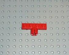 Lego-Placa, modificados 1 X 4 Con towball 4 Ranuras, Rojo X 2 (3183b) pm238