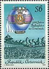 Timbre Ballons Autriche 1614 ** lot 12166