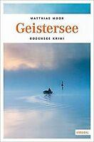 Geistersee (Bodensee Krimi) von Moor, Matthias | Buch | Zustand gut