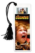 THE GOONIES 1985 Adventure Comedy Movie CHUNK Film Cell PLASTIC BOOKMARK New