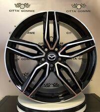 """Set 4 Llantas de Aleación Mazda Cx-3 Cx-5 Cx-7 Mx-5 3 Rx-8 3 4 5 6 Da 19"""""""