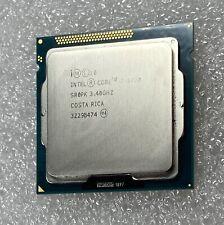 Intel Quad Core i7-3770 SR0PK 3.4GHz 8MB Socket LGA1155 Processor