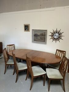 Gplan Table And 6 Chairs