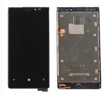 For Nokia Lumia 920 Touch Screen LCD Display+ Frame Front Replacement Parts #4H
