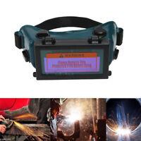 Schweißerbrille Schweißerschutzbrille Schutzbrille Top Qualität REC Dunkelgrün